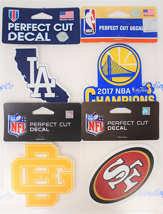 "Decal - Perfect Cut 4"" x 4"""