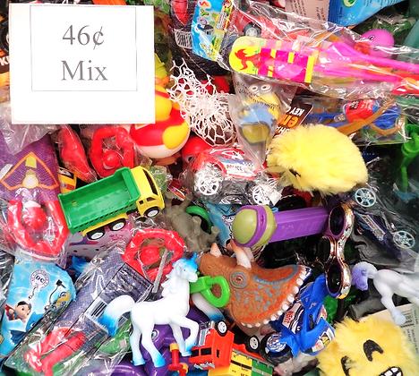 46¢ Mini Toy Crane Mix