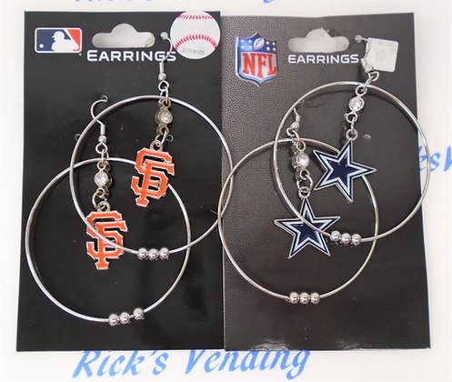 Earrings - Hoop