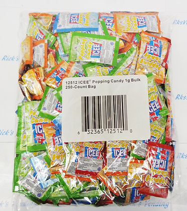 Icee Popping Candy 250 Ct.