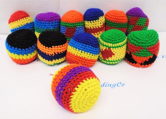 Kickballs Knit