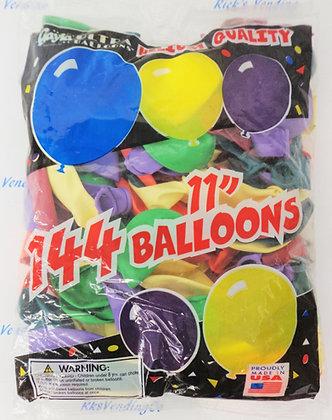 """Balloons - 11"""""""