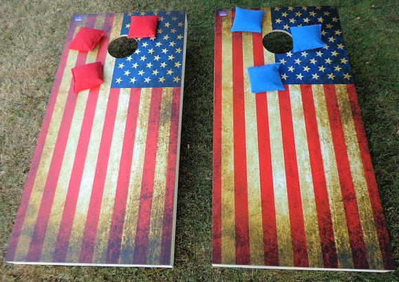 USA Deluxe Regulation Cornhole Game Rental