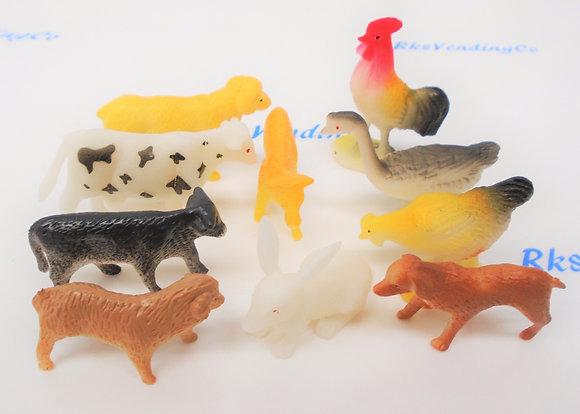 Farm Animals 10 Ct.