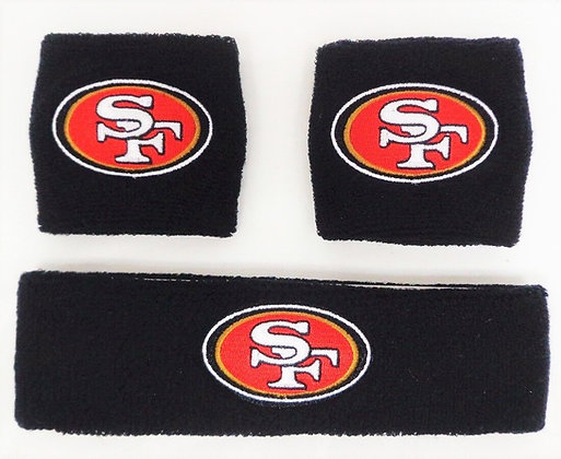 Sweatband & Wristband Set
