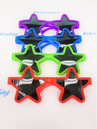 Sunglasses Star Shaped