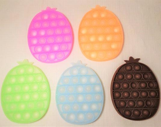 Fidget Toy -  Bubble Sensory Glow Pineapple