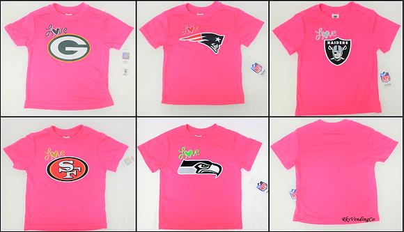 Babywear - Pink Shirts