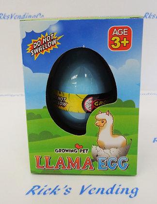 Growing Pet Llama Egg