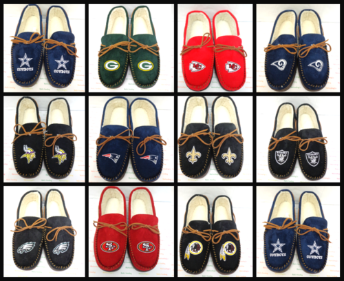 Slippers - Moccasins Team Color