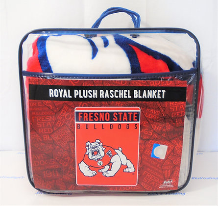 Blanket - Royal Plush Raschel