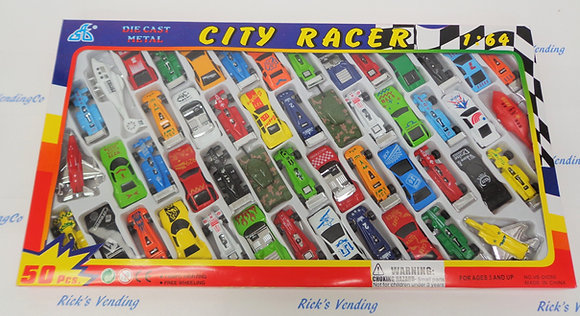 Racer Car City Racers