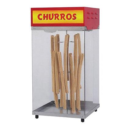 Churro Heated Display Case Rental