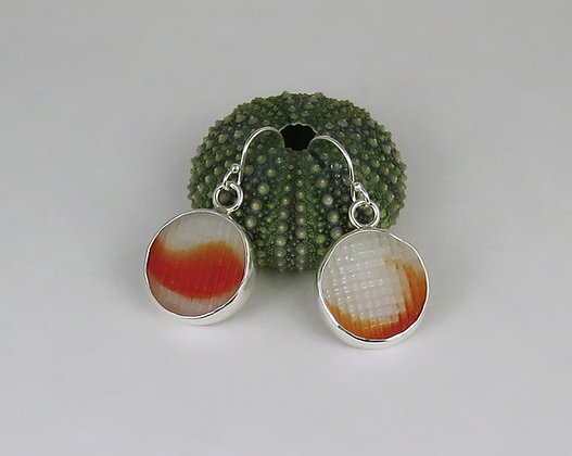 101. Ohajiki Sea Glass Earrings