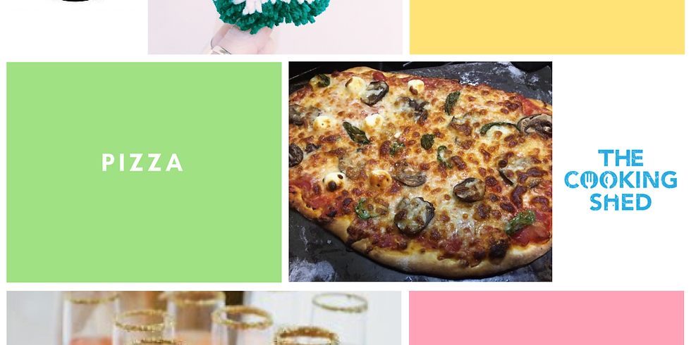 Pom-poms, Pizza and Prosecco (FULLY BOOKED)