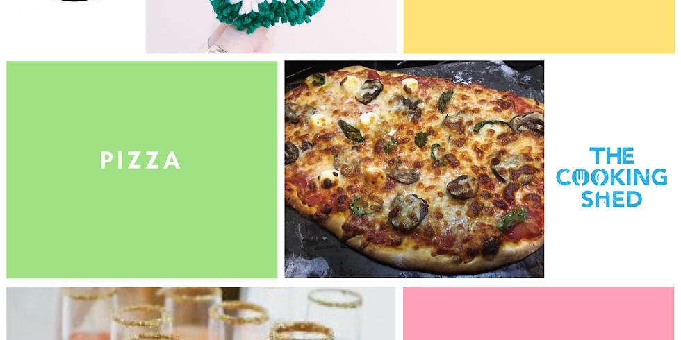 Pom-poms, Pizza and Prosecco (2)