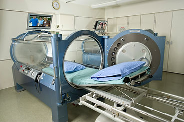 an example of a hyperbarric chamber