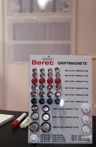GM Display Berec Design