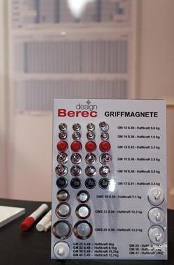 GM Display Berec Design