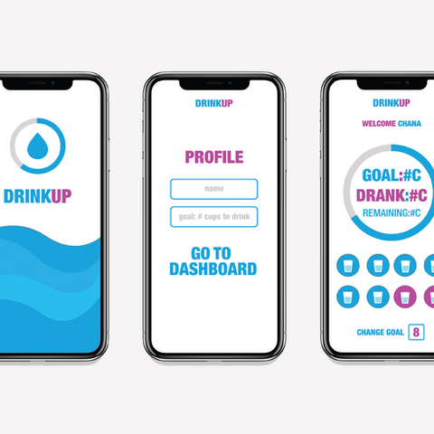 App UX and design