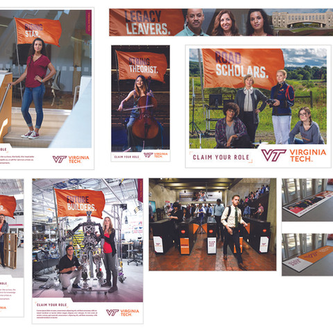 360 Branding and Advertising Campaign