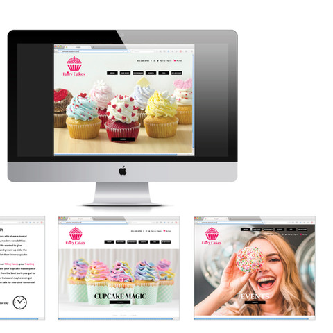 Website UX and design