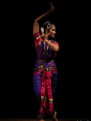 Kirti Ramgopal performing Bharatanatyam - Jeisa Jacob
