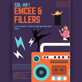 Emcee and fillers