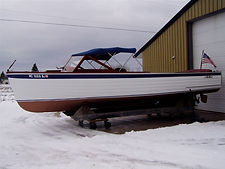 Stardust 1956 26' Chris Craft Sea Skiff.