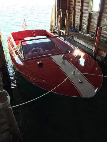 1970 17' Chris Craft Ski Boat