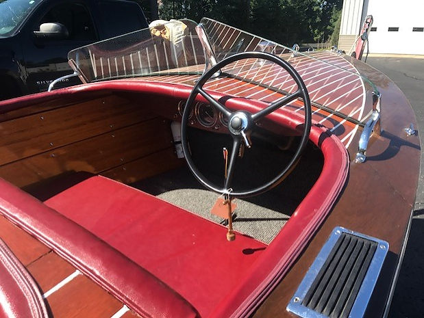 1942 17' Chris-Craft Special Runabout