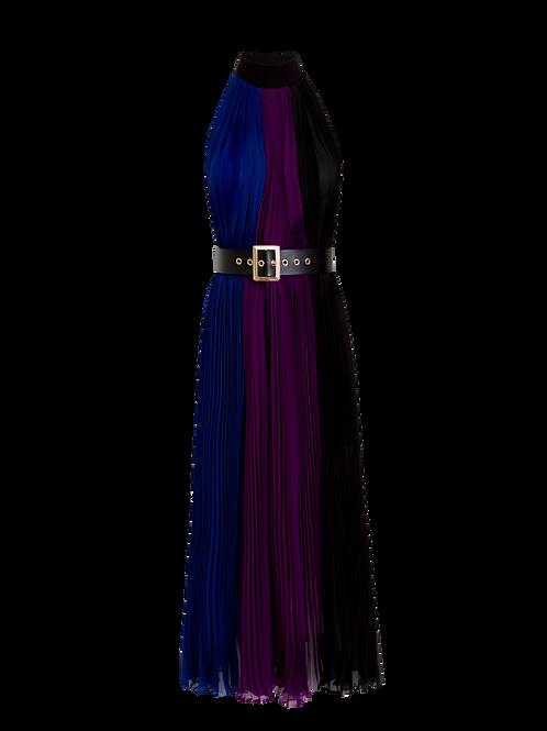 Vestido Midi Halter