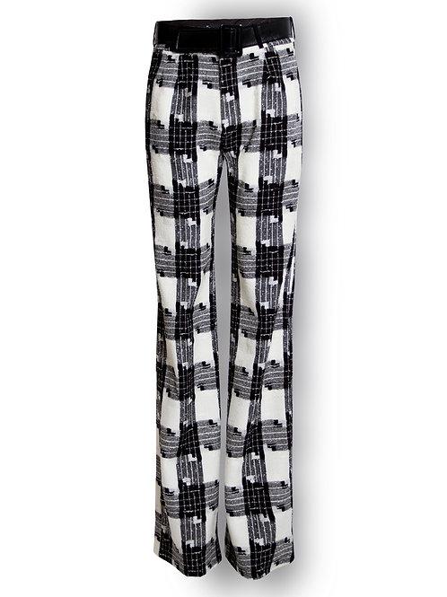 Pantalón Lana Print