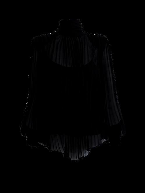 Blusa Maxi Negra