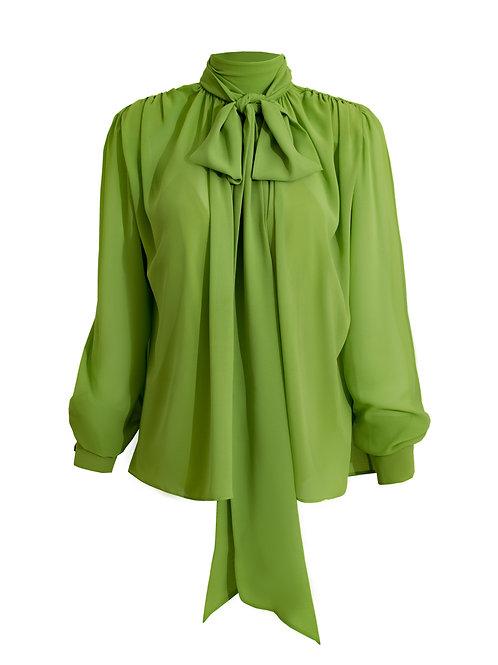 Blusa Maxi Verde