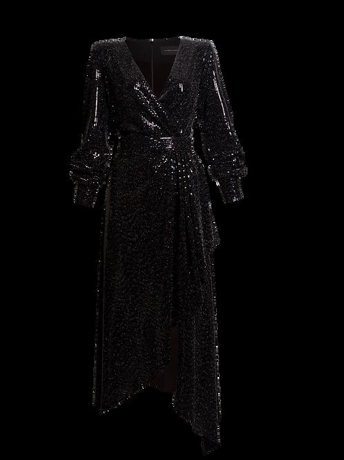 Vestido Midi Asimétrico V