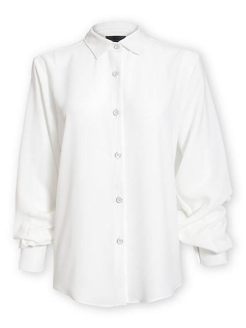 Camisa Poliseda Ivory
