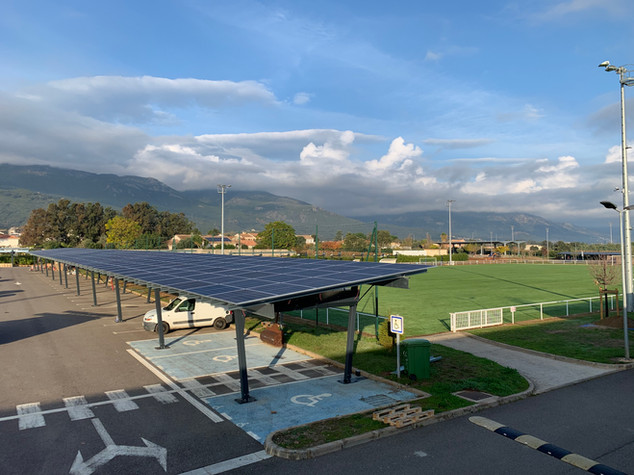 100 kWp ombriere Popsun Pro