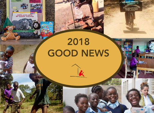 GOOD NEWS in Review from 2018!