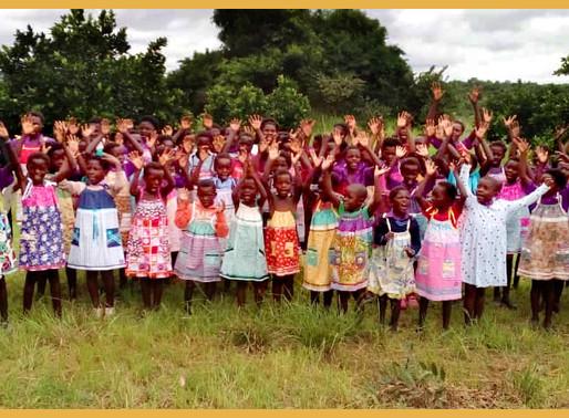 114 DRESSES FOR LITTLE GIRLS