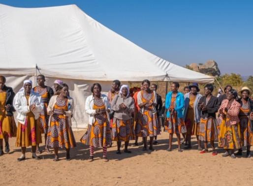 The Domboshava Literacy Ladies
