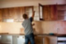 Handyman Cabinets Install, Handyman, Cabinets