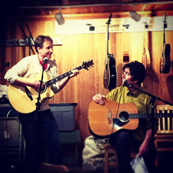 New collaborators, Shawn and David, pulled off a great cover of Dylan's Girl From the North Country!