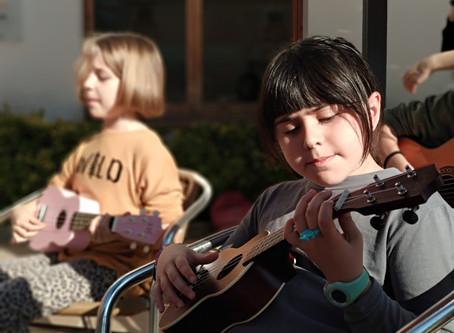 5 consells per a donar suport a l'aprenentatge musical dels infants