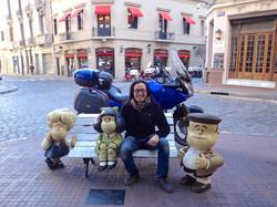 With Mafalda