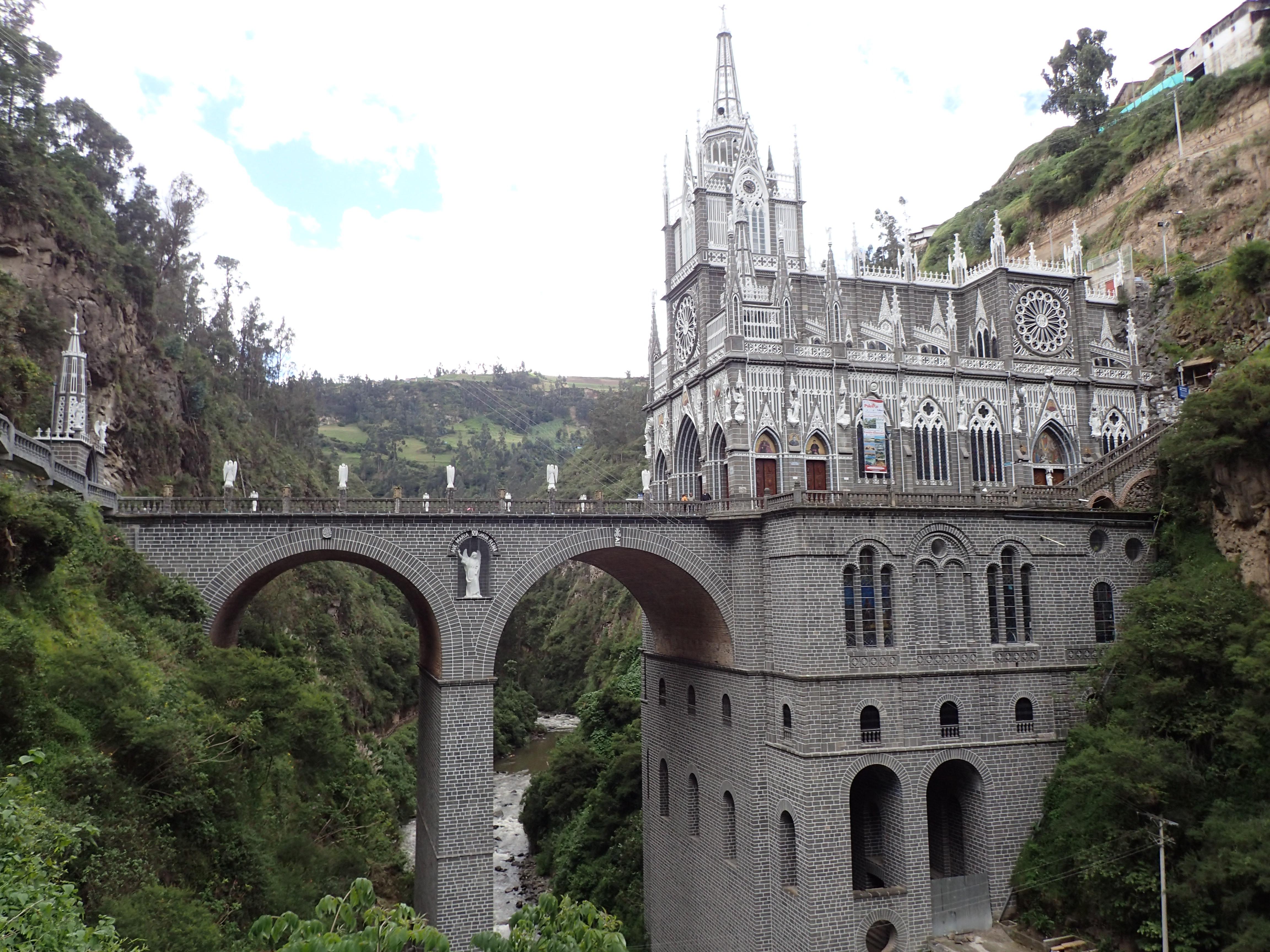 Las Lajas - Colombia