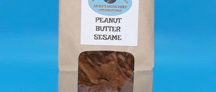 Peanut Butter Sesame