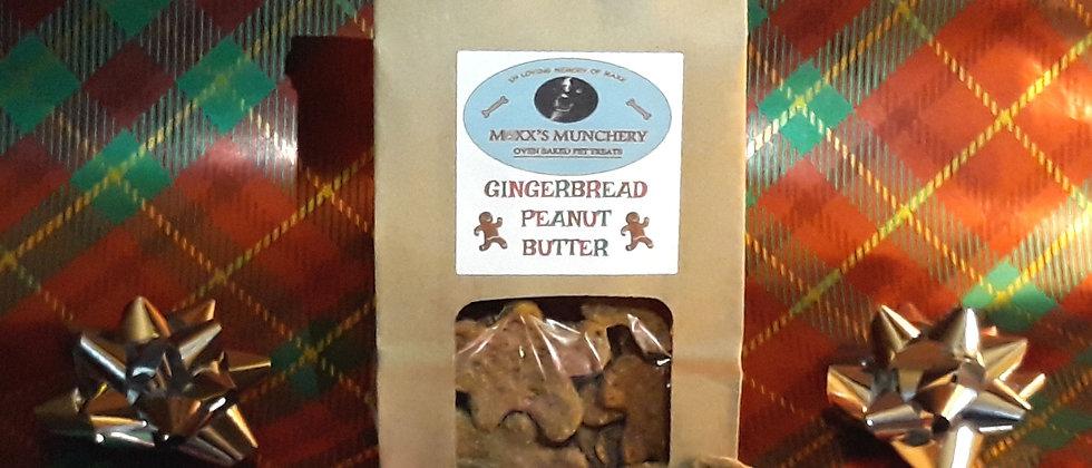 Gingerbread Peanut Butter