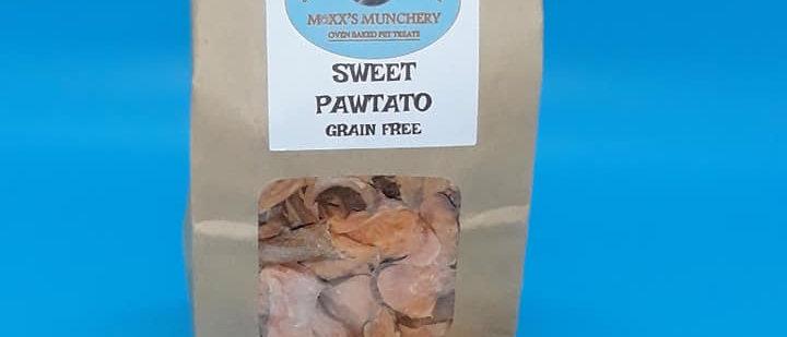 Sweet Pawtato- Grain Free