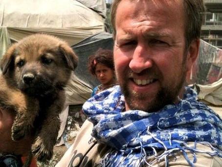 «Операция Ковчег»: британец вывез из Кабула около 200 бездомных животных